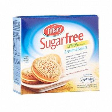 Tiffany Sugar Free Lemon Biscuits 162Grams