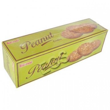 Bisconni Peanut Cookies Family Pack