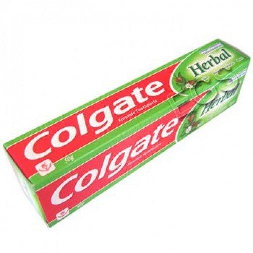 Colgate Herbal Fluoride Toothpaste 50 Grams