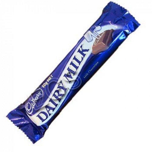 Chocolate Dairy Milk 1 Bar