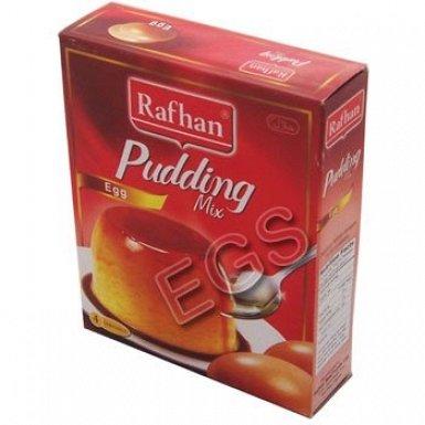 Rafhan Egg Puuding Mix