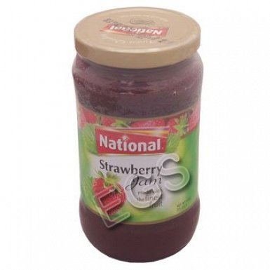 National Strawberry Jam