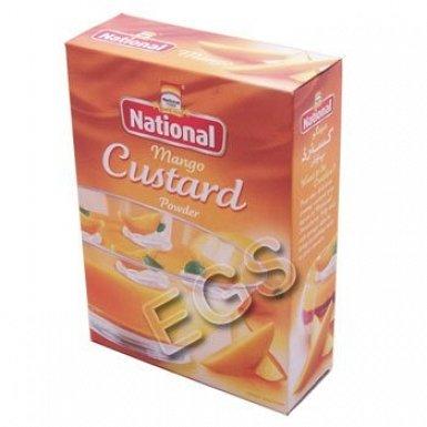 National Mango Custard 120Grams