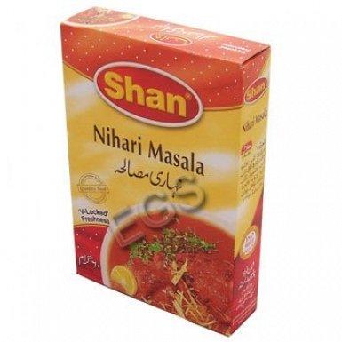 Shan Nihari Masala 100 Grams