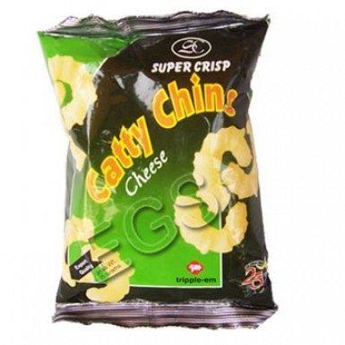 Super Crisp Catty Chins Cheese