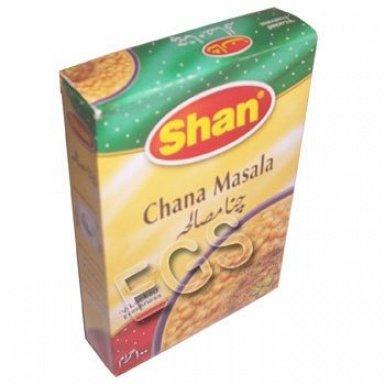 1 Shan Chana Masala
